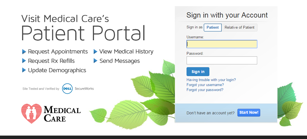 Our Patient Portal is Here to Help You