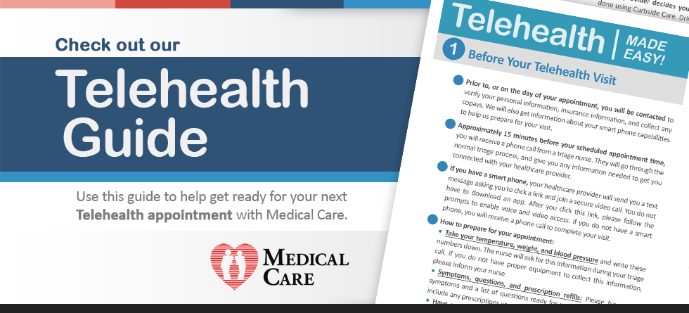 Medical Care's Telehealth Guide