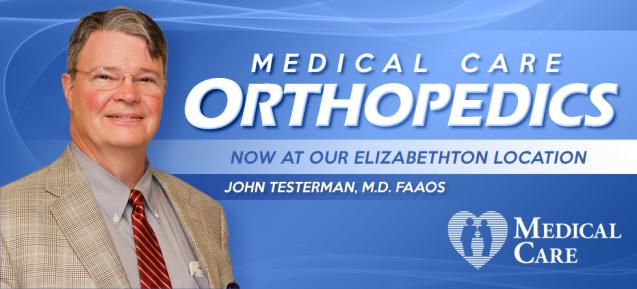 New Orthopedic Office at our Elizabethton Location