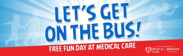 Free Family Fun Day at Medical Care