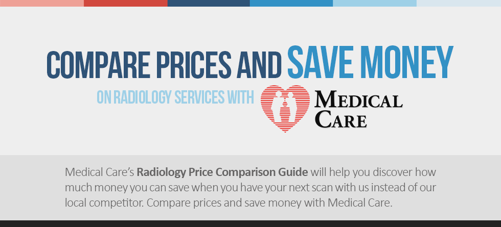 Radiology Price Comparison Guide